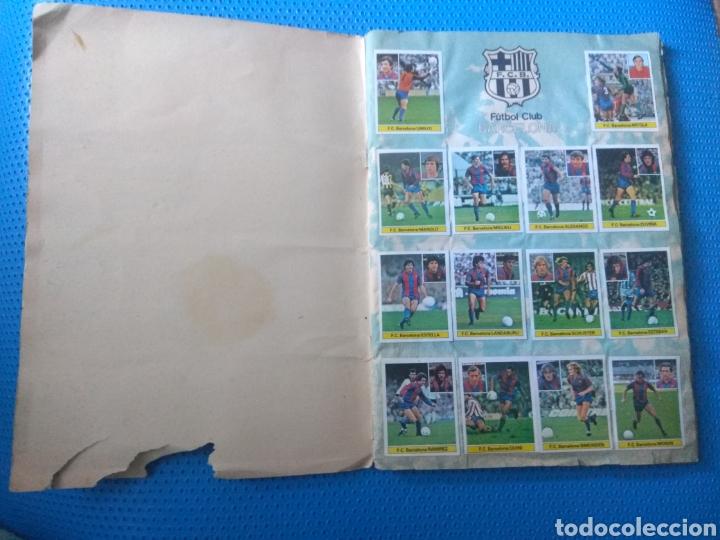 Álbum de fútbol completo: ÁLBUM FÚTBOL CAMPEONATO LIGA 81-82 .EDICIONES ESTE. - Foto 4 - 80785419