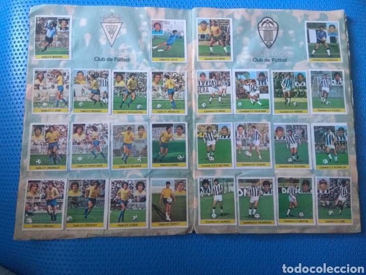 Álbum de fútbol completo: ÁLBUM FÚTBOL CAMPEONATO LIGA 81-82 .EDICIONES ESTE. - Foto 6 - 80785419