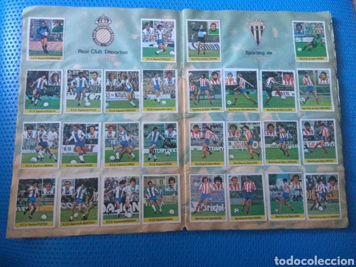 Álbum de fútbol completo: ÁLBUM FÚTBOL CAMPEONATO LIGA 81-82 .EDICIONES ESTE. - Foto 7 - 80785419