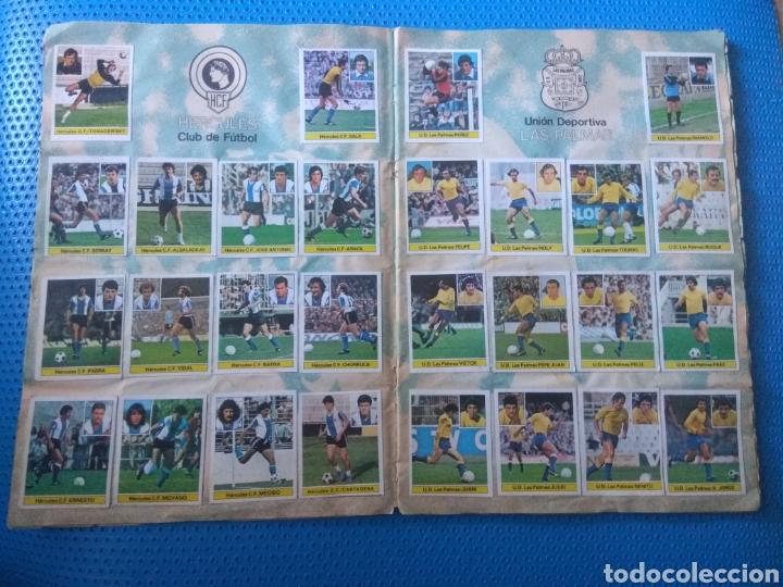 Álbum de fútbol completo: ÁLBUM FÚTBOL CAMPEONATO LIGA 81-82 .EDICIONES ESTE. - Foto 8 - 80785419