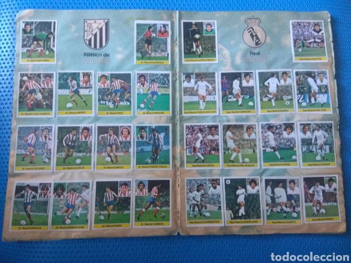 Álbum de fútbol completo: ÁLBUM FÚTBOL CAMPEONATO LIGA 81-82 .EDICIONES ESTE. - Foto 9 - 80785419