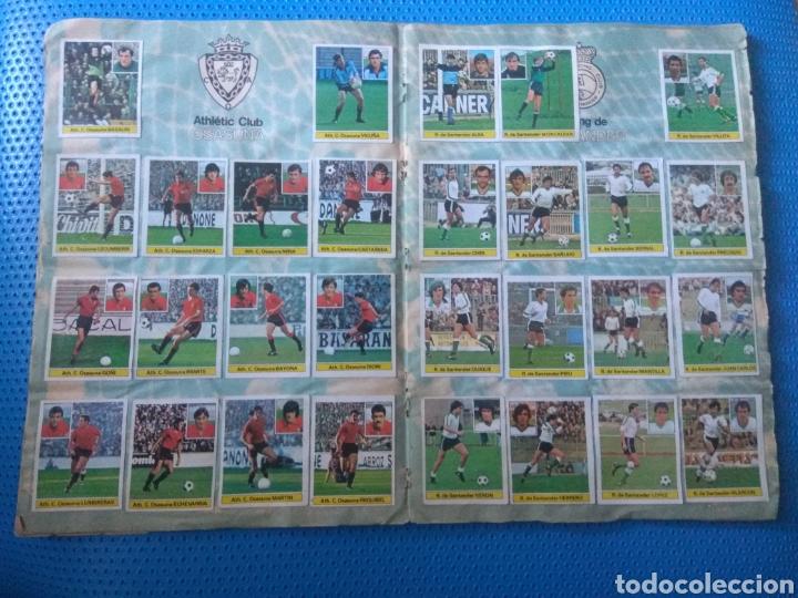 Álbum de fútbol completo: ÁLBUM FÚTBOL CAMPEONATO LIGA 81-82 .EDICIONES ESTE. - Foto 10 - 80785419