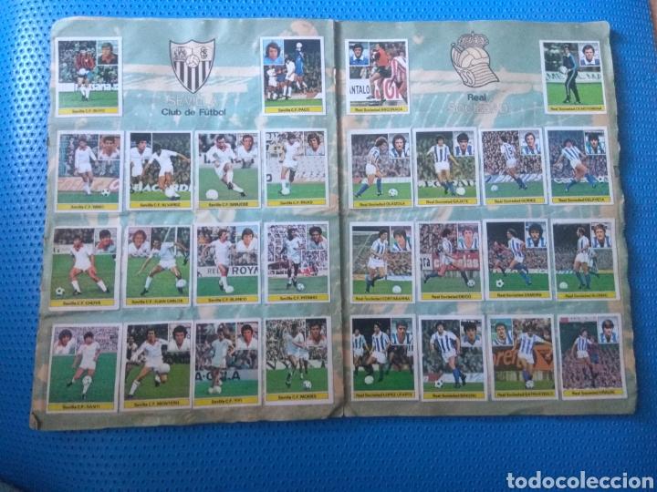 Álbum de fútbol completo: ÁLBUM FÚTBOL CAMPEONATO LIGA 81-82 .EDICIONES ESTE. - Foto 11 - 80785419