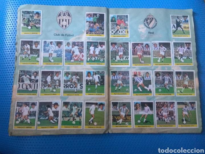 Álbum de fútbol completo: ÁLBUM FÚTBOL CAMPEONATO LIGA 81-82 .EDICIONES ESTE. - Foto 12 - 80785419