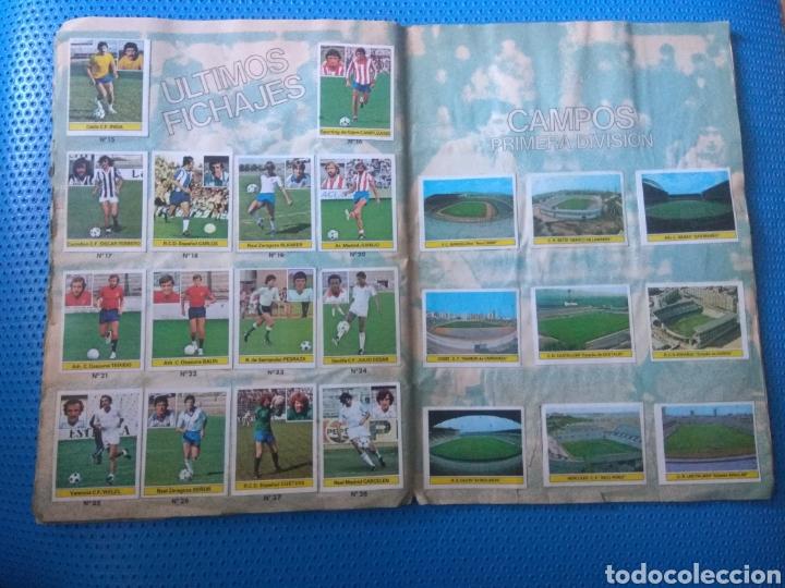 Álbum de fútbol completo: ÁLBUM FÚTBOL CAMPEONATO LIGA 81-82 .EDICIONES ESTE. - Foto 14 - 80785419