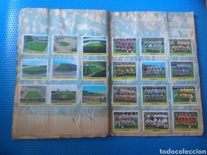 Álbum de fútbol completo: ÁLBUM FÚTBOL CAMPEONATO LIGA 81-82 .EDICIONES ESTE. - Foto 16 - 80785419