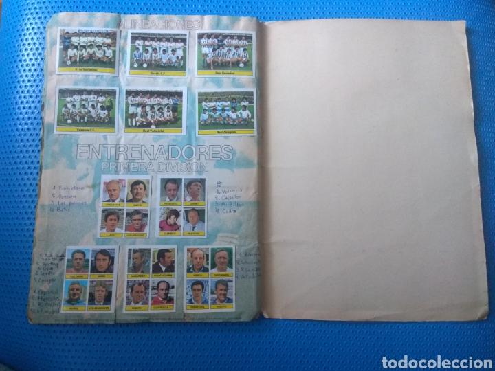 Álbum de fútbol completo: ÁLBUM FÚTBOL CAMPEONATO LIGA 81-82 .EDICIONES ESTE. - Foto 17 - 80785419