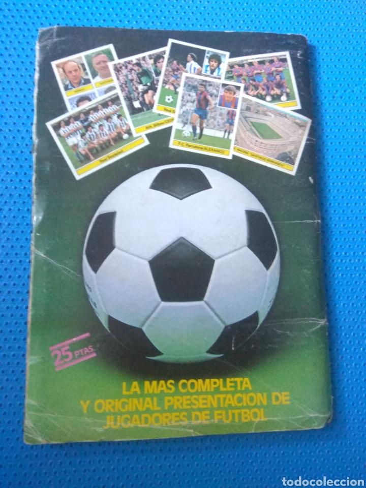 Álbum de fútbol completo: ÁLBUM FÚTBOL CAMPEONATO LIGA 81-82 .EDICIONES ESTE. - Foto 18 - 80785419