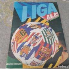 Álbum de fútbol completo: ED. ESTE 1984-85 ( ALBUM COMPLETO CON TODOS LOS CROMOS EDITADOS) FRANCIS, BUYO, REDONDO, ETC... . Lote 177987799