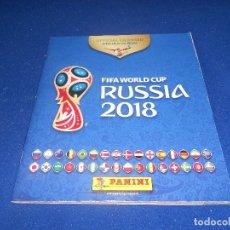 Álbum de fútbol completo: MUNDIAL FUTBOL RUSSIA RUSIA 2018 PANINI ALBUM DE CROMOS COMPLETO STIKER ÁLBUM. Lote 178231383