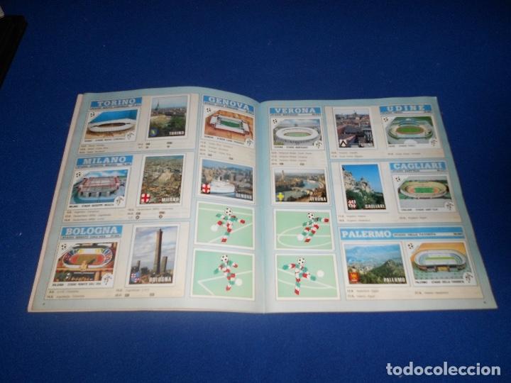 Álbum de fútbol completo: PANINI ITALIA 90, COMPLETO ALBUM DE CROMOS, COMPLETO 1990 FUTBOL MATERIAL DE PRIMERA - Foto 5 - 178232937