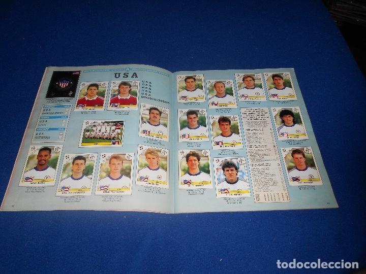 Álbum de fútbol completo: PANINI ITALIA 90, COMPLETO ALBUM DE CROMOS, COMPLETO 1990 FUTBOL MATERIAL DE PRIMERA - Foto 9 - 178232937