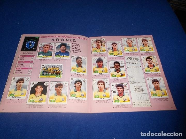 Álbum de fútbol completo: PANINI ITALIA 90, COMPLETO ALBUM DE CROMOS, COMPLETO 1990 FUTBOL MATERIAL DE PRIMERA - Foto 14 - 178232937
