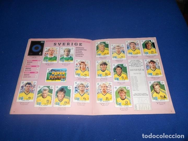 Álbum de fútbol completo: PANINI ITALIA 90, COMPLETO ALBUM DE CROMOS, COMPLETO 1990 FUTBOL MATERIAL DE PRIMERA - Foto 16 - 178232937