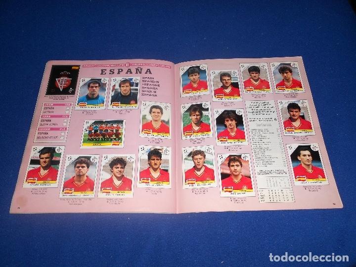 Álbum de fútbol completo: PANINI ITALIA 90, COMPLETO ALBUM DE CROMOS, COMPLETO 1990 FUTBOL MATERIAL DE PRIMERA - Foto 22 - 178232937