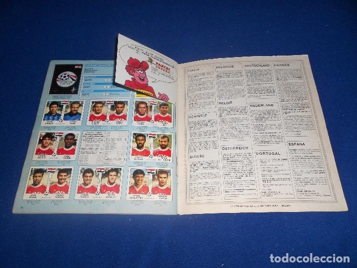 Álbum de fútbol completo: PANINI ITALIA 90, COMPLETO ALBUM DE CROMOS, COMPLETO 1990 FUTBOL MATERIAL DE PRIMERA - Foto 27 - 178232937