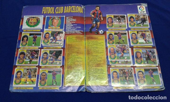 Álbum de fútbol completo: ALBUM LIGA 96-97 - Foto 4 - 178258466