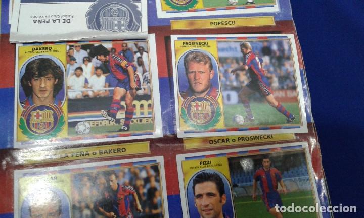 Álbum de fútbol completo: ALBUM LIGA 96-97 - Foto 6 - 178258466