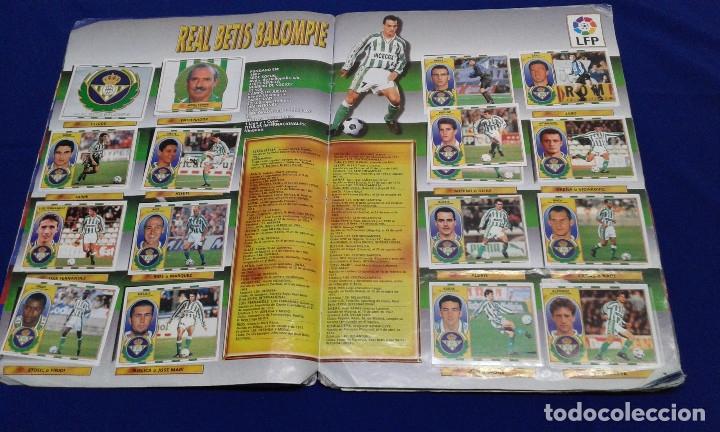 Álbum de fútbol completo: ALBUM LIGA 96-97 - Foto 7 - 178258466