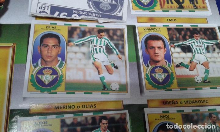 Álbum de fútbol completo: ALBUM LIGA 96-97 - Foto 8 - 178258466