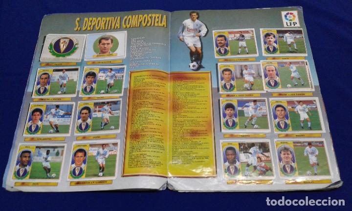 Álbum de fútbol completo: ALBUM LIGA 96-97 - Foto 11 - 178258466