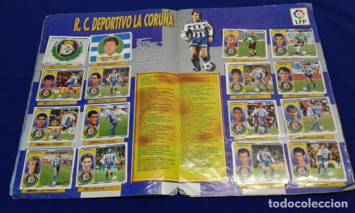 Álbum de fútbol completo: ALBUM LIGA 96-97 - Foto 12 - 178258466