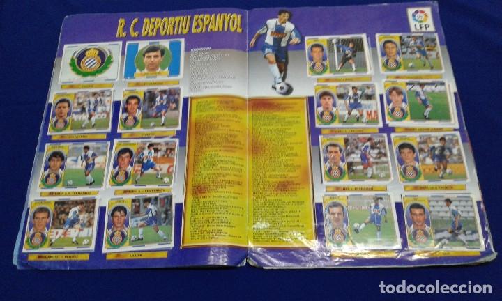Álbum de fútbol completo: ALBUM LIGA 96-97 - Foto 13 - 178258466