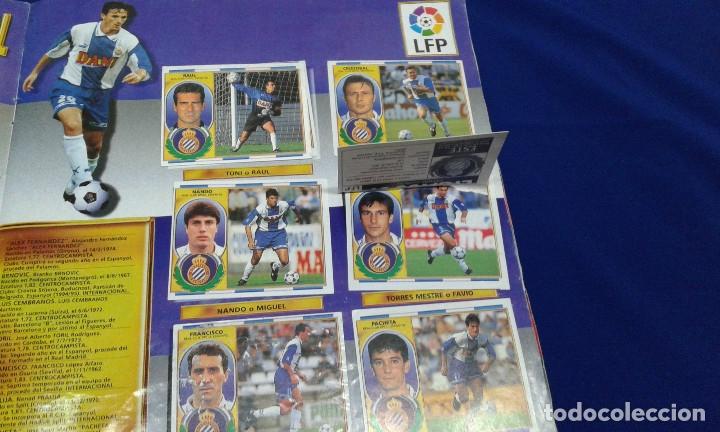 Álbum de fútbol completo: ALBUM LIGA 96-97 - Foto 14 - 178258466
