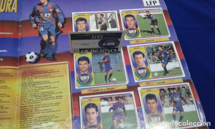 Álbum de fútbol completo: ALBUM LIGA 96-97 - Foto 16 - 178258466