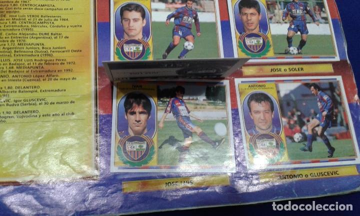 Álbum de fútbol completo: ALBUM LIGA 96-97 - Foto 17 - 178258466