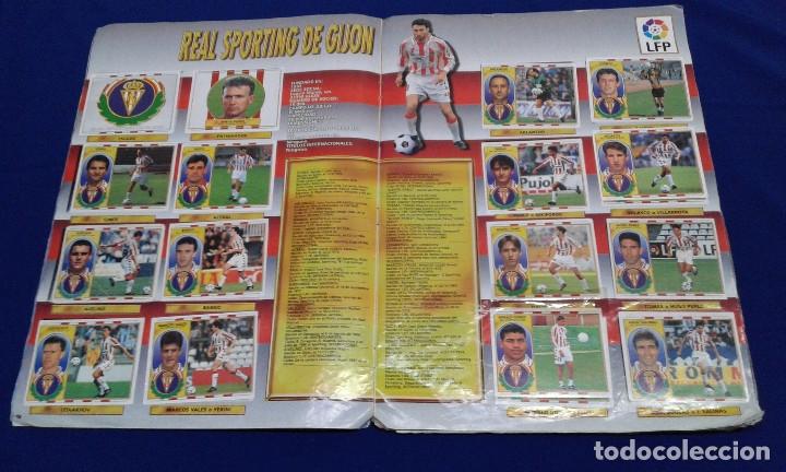 Álbum de fútbol completo: ALBUM LIGA 96-97 - Foto 18 - 178258466