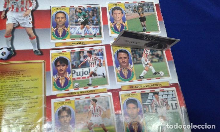 Álbum de fútbol completo: ALBUM LIGA 96-97 - Foto 19 - 178258466