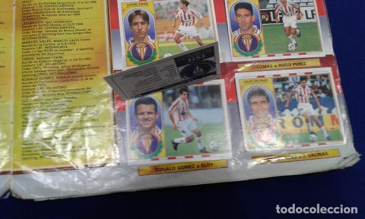 Álbum de fútbol completo: ALBUM LIGA 96-97 - Foto 20 - 178258466