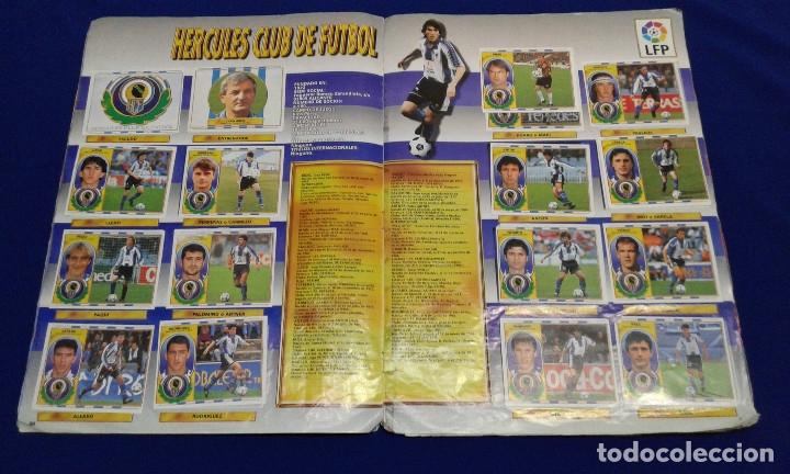Álbum de fútbol completo: ALBUM LIGA 96-97 - Foto 21 - 178258466