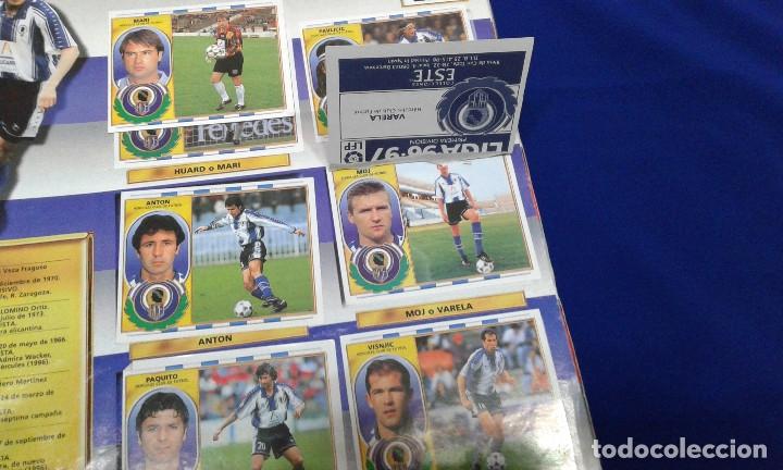 Álbum de fútbol completo: ALBUM LIGA 96-97 - Foto 22 - 178258466