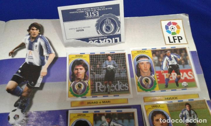 Álbum de fútbol completo: ALBUM LIGA 96-97 - Foto 23 - 178258466