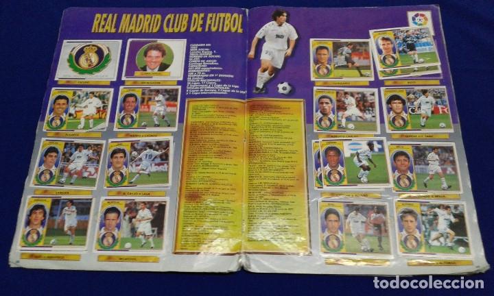 Álbum de fútbol completo: ALBUM LIGA 96-97 - Foto 26 - 178258466