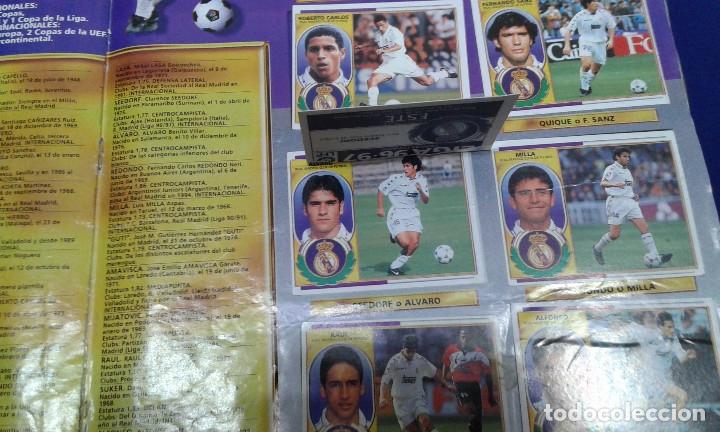 Álbum de fútbol completo: ALBUM LIGA 96-97 - Foto 28 - 178258466
