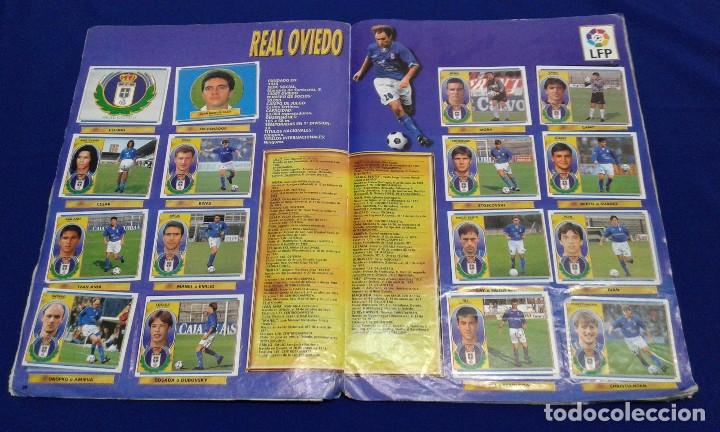 Álbum de fútbol completo: ALBUM LIGA 96-97 - Foto 29 - 178258466