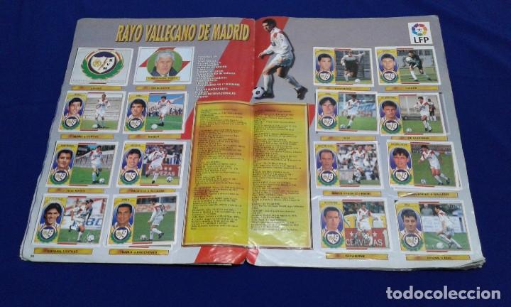 Álbum de fútbol completo: ALBUM LIGA 96-97 - Foto 30 - 178258466