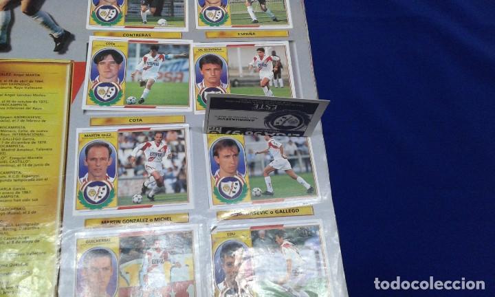 Álbum de fútbol completo: ALBUM LIGA 96-97 - Foto 32 - 178258466