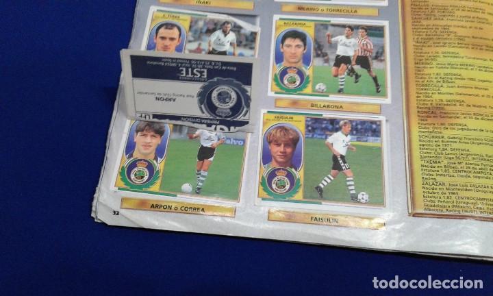 Álbum de fútbol completo: ALBUM LIGA 96-97 - Foto 34 - 178258466
