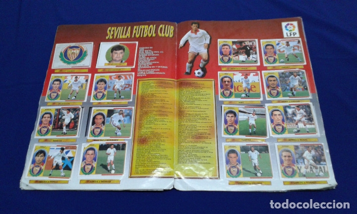 Álbum de fútbol completo: ALBUM LIGA 96-97 - Foto 35 - 178258466