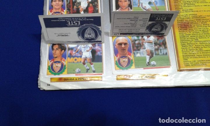 Álbum de fútbol completo: ALBUM LIGA 96-97 - Foto 37 - 178258466