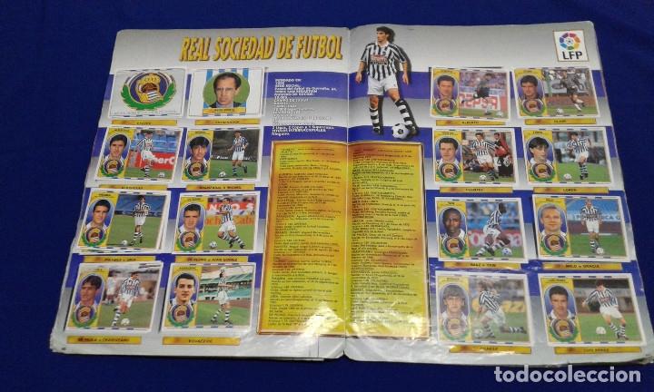 Álbum de fútbol completo: ALBUM LIGA 96-97 - Foto 38 - 178258466