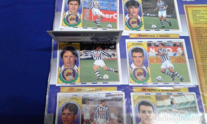 Álbum de fútbol completo: ALBUM LIGA 96-97 - Foto 39 - 178258466