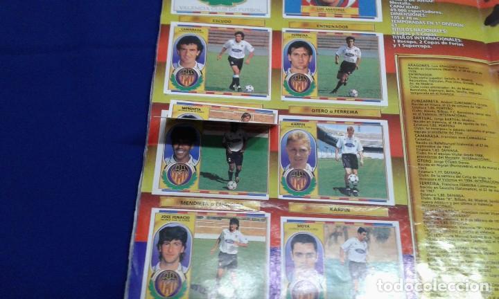 Álbum de fútbol completo: ALBUM LIGA 96-97 - Foto 42 - 178258466