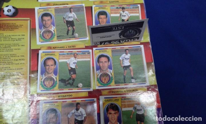 Álbum de fútbol completo: ALBUM LIGA 96-97 - Foto 43 - 178258466