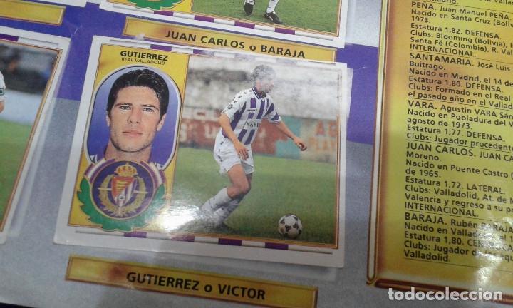 Álbum de fútbol completo: ALBUM LIGA 96-97 - Foto 45 - 178258466