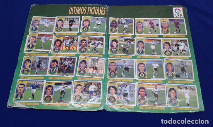 Álbum de fútbol completo: ALBUM LIGA 96-97 - Foto 47 - 178258466